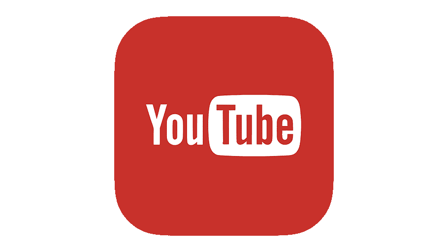 youtube logo png clip art